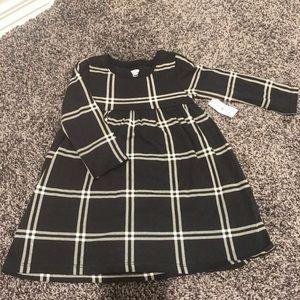 NWT Baby girl long sleeve dress